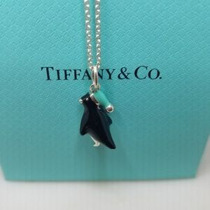 Tiffany & Co. Jewelry - Tiffany & Co. Penguin Pendant Necklace
